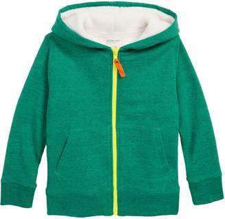 J.Crew crewcuts by Fleece Lined Full Zip Hoodie