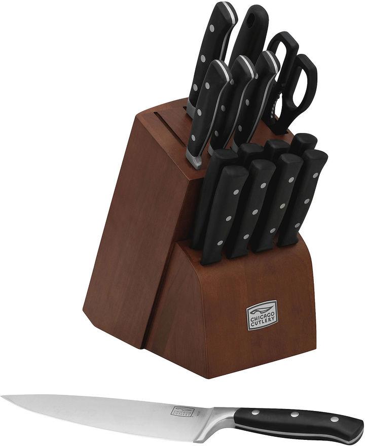 Chicago Cutlery Ashland 16-pc. Knife Set