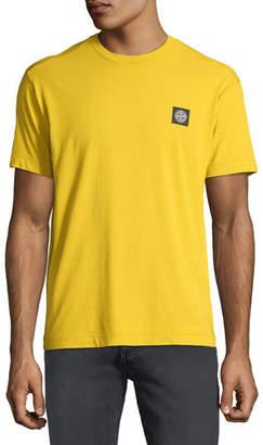 Stone Island Men's Classic Crewneck T-Shirt