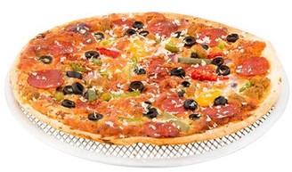 Restaurantware Mesh Pizza Screen, Aluminum Pizza Screen - 12 Inches - Commercial Grade Pizza Screen - 1ct Box - Met Lux