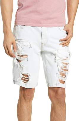 Levi's 511(TM) Ripped Slim Fit Cutoff Shorts