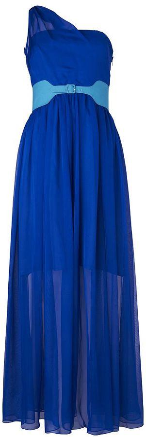 L.K. Bennett Tuesday Dress, Cobalt
