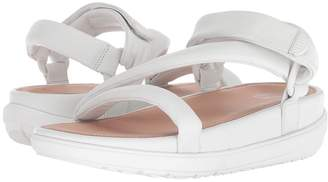 FitFlop Loosh Luxetm Z-Strap Leather Sandals Women's Sandals