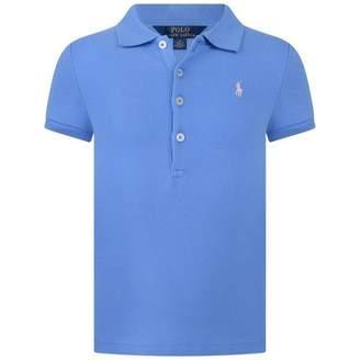 Ralph Lauren Ralph LaurenGirls Blue Polo Top