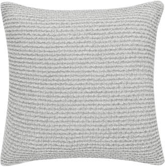Vera Wang Heather Knit Throw Pillow