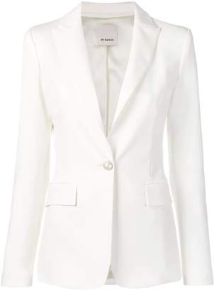 Pinko single button blazer