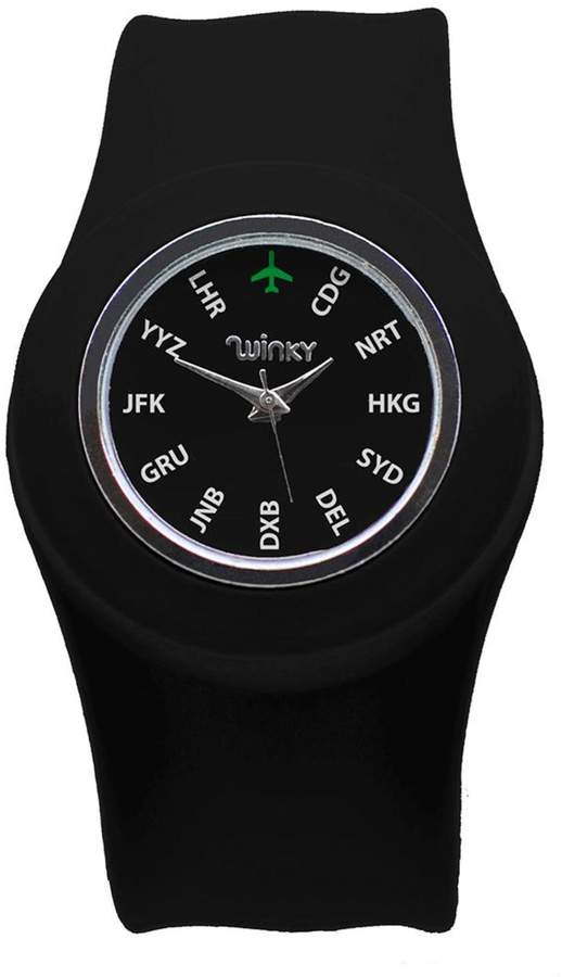 Winky Designs Global Slap Watch