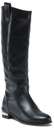 High Shaft Riding Boots
