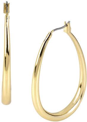 WORTHINGTON Worthington Teardrop Hoop Earrings