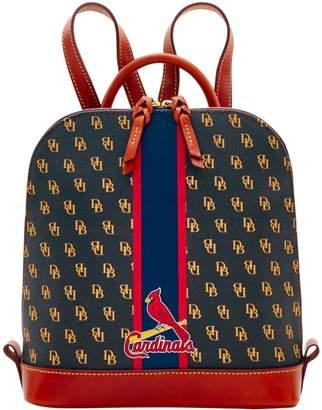 Dooney & Bourke MLB Cardinals Zip Pod Backpack