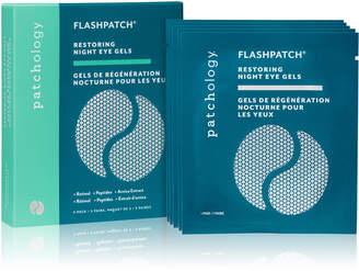 Patchology 5-Pk. Pm Eye Revive Night Restoring Eye Gels