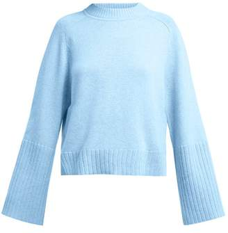 Light Blue Cashmere Sweater Shopstyle