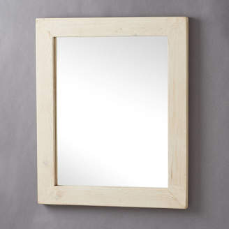 horsfall & wright Old White Wood Framed Mirrors