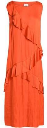 DAY Birger et Mikkelsen Ruffled Shell Midi Dress