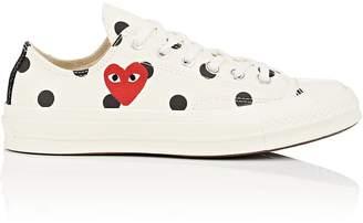 Comme des Garcons Women's Chuck Taylor '70s Canvas Sneakers