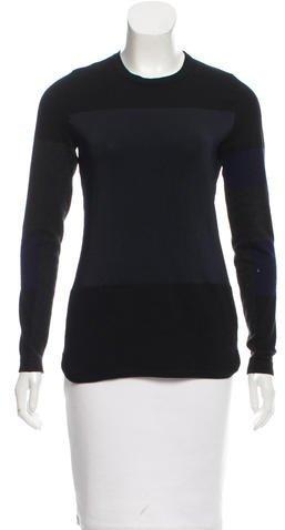 Isabel MarantIsabel Marant Wool-Blend Crew Neck Sweater