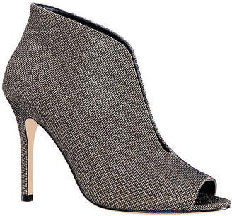 Nina Merima Peep Toe Booties Women Shoes