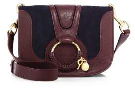 See by Chloe Hana Small Leather& Suede Crossbody Bag