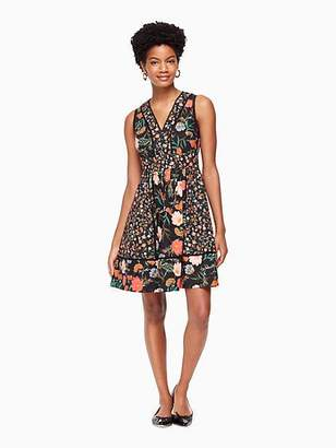 Kate Spade Blossom fit and flare dress