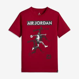Nike Air Jordan Younger Kids'(Boys') T-Shirt