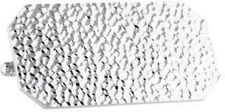 Maison Margiela Two-Finger Foil Texture Ring