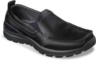 Skechers Relaxed Fit Superior Gains Slip-On - Men's