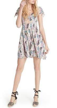 Free People Miss Right Minidress