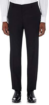 Barneys New York Burberry X Men's Mohair-Wool Embellished Tuxedo Trousers