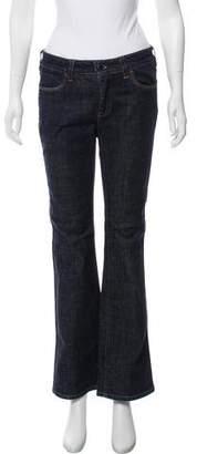Stella McCartney Mid-Rise Jeans