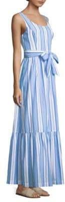 Vineyard Vines Ocean Striped Maxi Dress