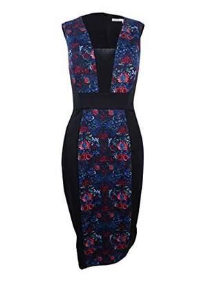 Rachel Roy Women's Floral Midi Dress