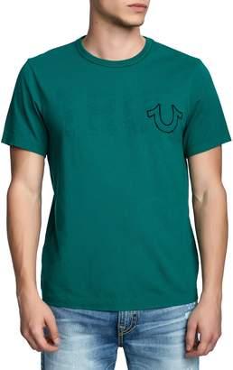 True Religion Brand Jeans True Slogan T-Shirt
