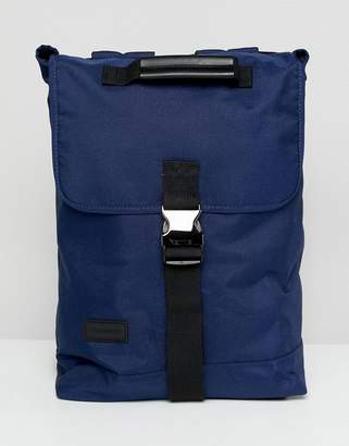 Consigned clip backpack