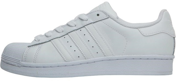 Junior Superstar Foundation Trainers Footwear White