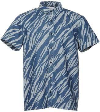 Les Benjamins Denim shirts