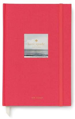 Kate Spade Travel Journal