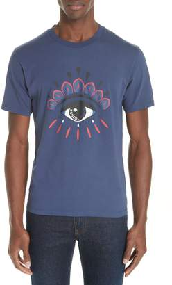 Kenzo Bleached Eye T-Shirt