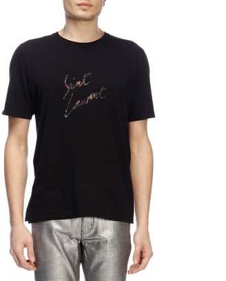 Saint Laurent T-shirt T-shirt Men
