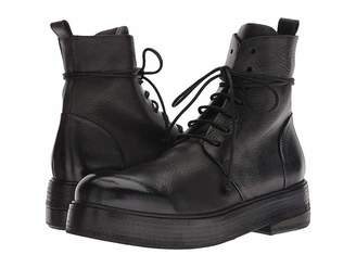 Marsèll Zuccolona Smooth Leather Combat Boot