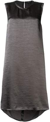 Ann Demeulemeester draped back dress