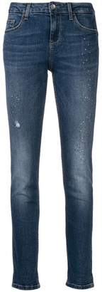 Liu Jo distressed slim-fit jeans