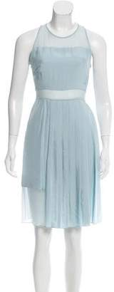 Timo Weiland Pleated Silk Dress w/ Tags