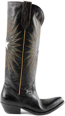 Golden Goose Wish Star Long Boots