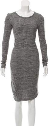 Isabel Marant Patterned Knitted Dress