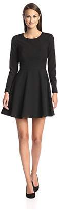 Society New York Women's Fit Flare Dress