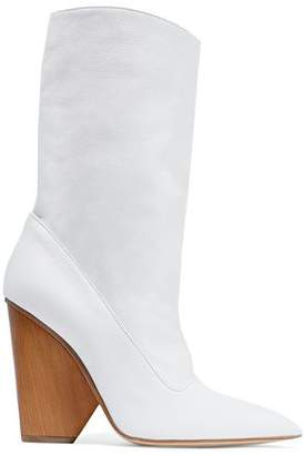 Paul Andrew Judd Textured-Leather Boots