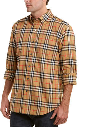 Burberry Jameson Check Woven Shirt