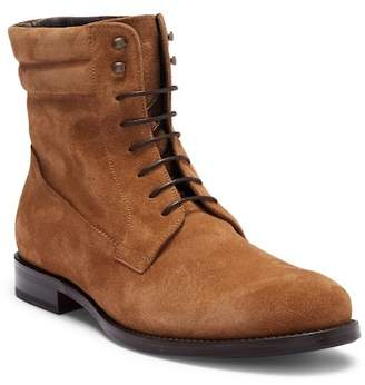 Bacco Bucci Cesc II Lace-Up Suede Boot