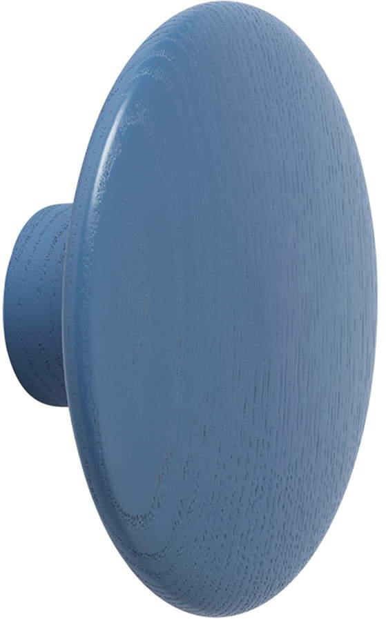 Muuto - Wandhaken ́ ́The Dots ́ ́ single large, pale blue