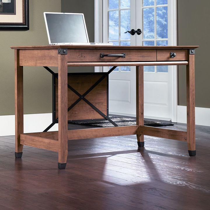 Sauder registry row writing desk
